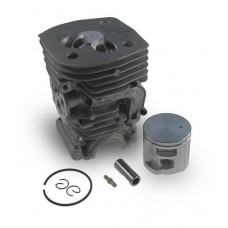 Цилиндър комплект за Husqvarna 455 d = 47 mm.